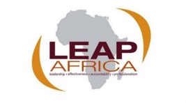 Leap Africa Logo